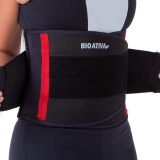 cinta abdominal elástica