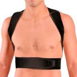 corretor postural masculino completo