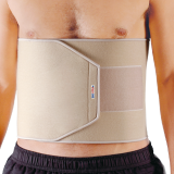 faixa abdominal de velcro Brooklin