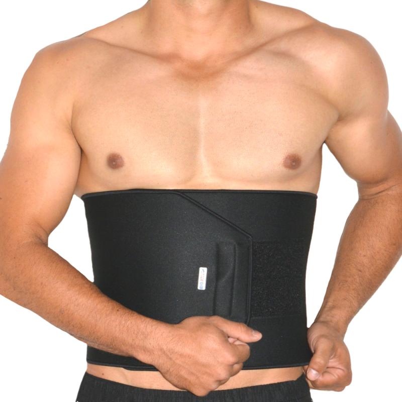 Encomenda de Faixa Abdominal Elástica com Velcro Marapoama - Faixa Abdominal Cirúrgica