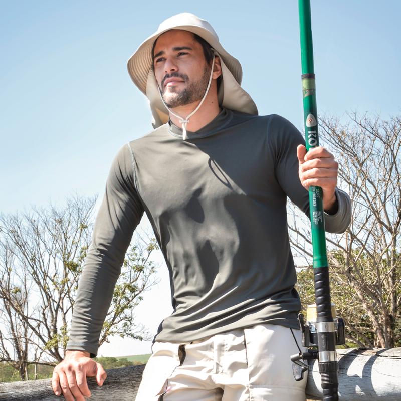 Loja de Roupas para Pesca com Proteção Solar Cidade Quarto Centenário - Roupas de Praia com Proteção Solar
