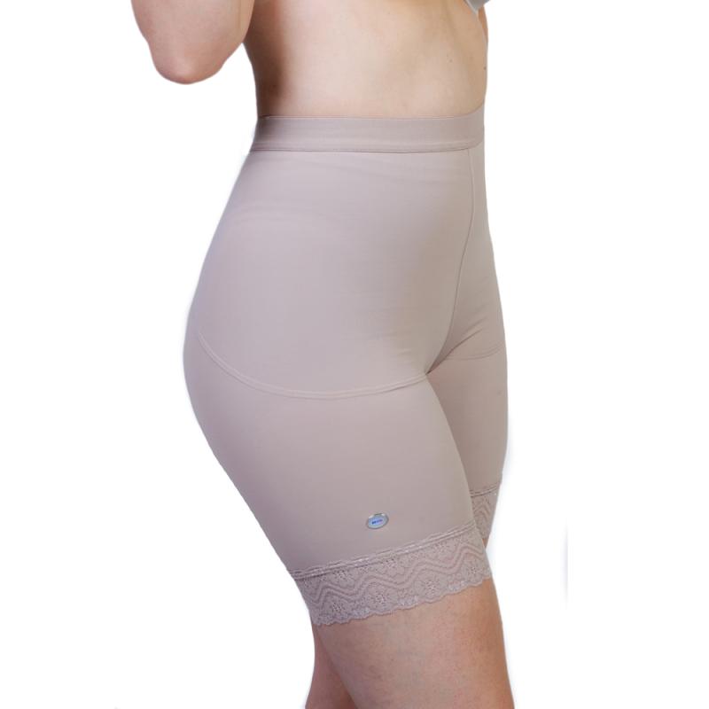 Modelador Curto Pós-cirúrgico Abertura Frontal Mairiporã - Modelador Curto com Pernas