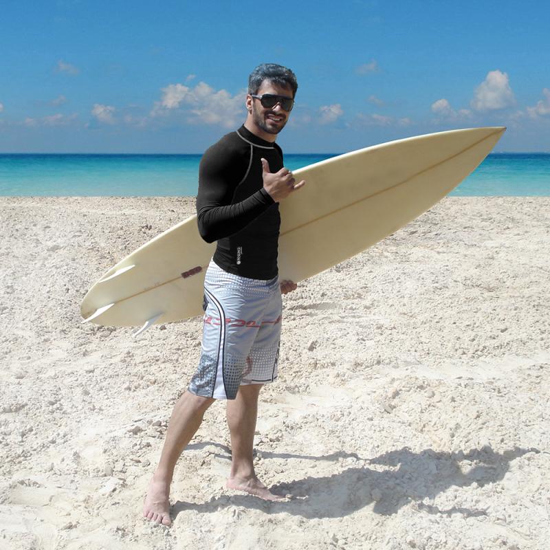 Roupas Esportivas com Proteção Solar à Venda Guarulhos - Roupas de Praia com Proteção Solar