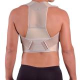 corretor postural ajustável Aclimação
