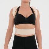 corretor postural elástico magnético