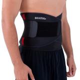 faixa abdominal elástica